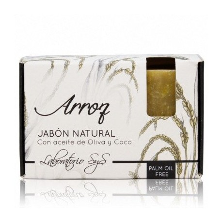 JABÓN NATURAL PREMIUM ARROZ