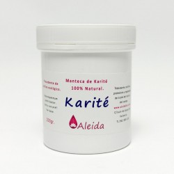 MANTECA DE KARITÉ ECOLÓGICA