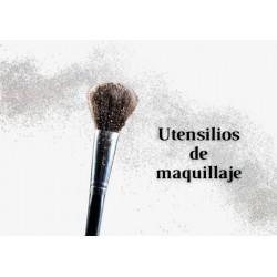 UTENSILIOS DE MAQUILLAJE