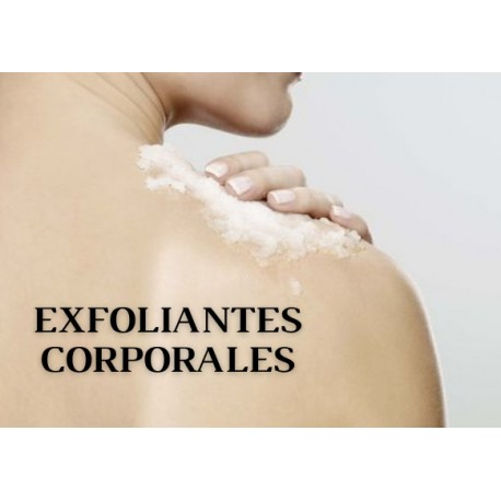 EXFOLIANTES CORPORALES