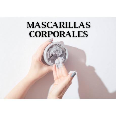 MASCARILLAS CORPORALES