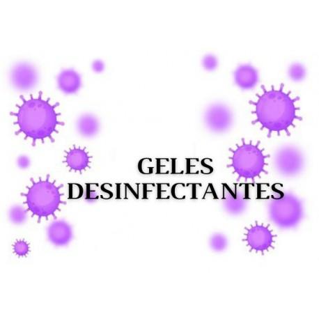 GELES DESINFECTANTES