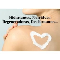 HIDRATANTES, NUTRITIVAS, REGENERADORAS, REAFIRMANTES...