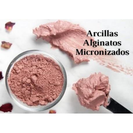 ARCILLAS, ALGINATOS Y MICRONIZADOS