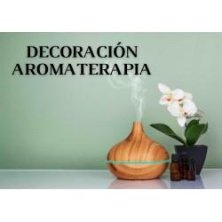 DECORACIÓN/AROMATERAPIA