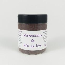 MICRONIZADO DE PIEL DE UVA ECOLÓGICO