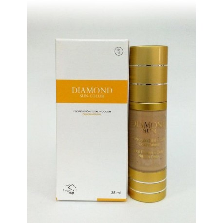 CREMA FACIAL DIAMOND SUN COLOR