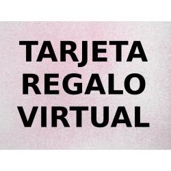 TARJETA REGALO VIRTUAL