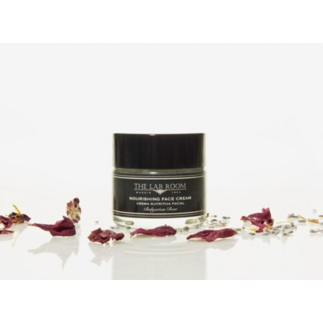 BULGARIAN ROSE FACE CREAM Crema facial nutritiva