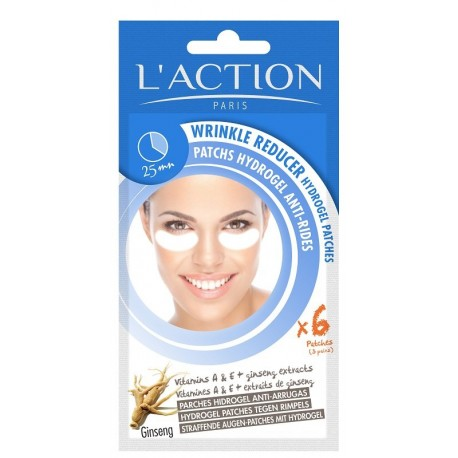 WRINKLE REDUCER HYDROGEL PATCHES